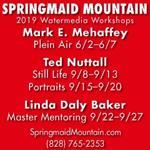 Springmaid Mountain Workshops